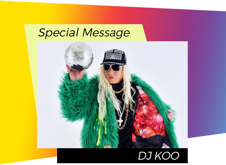 Special Message DJ KOO