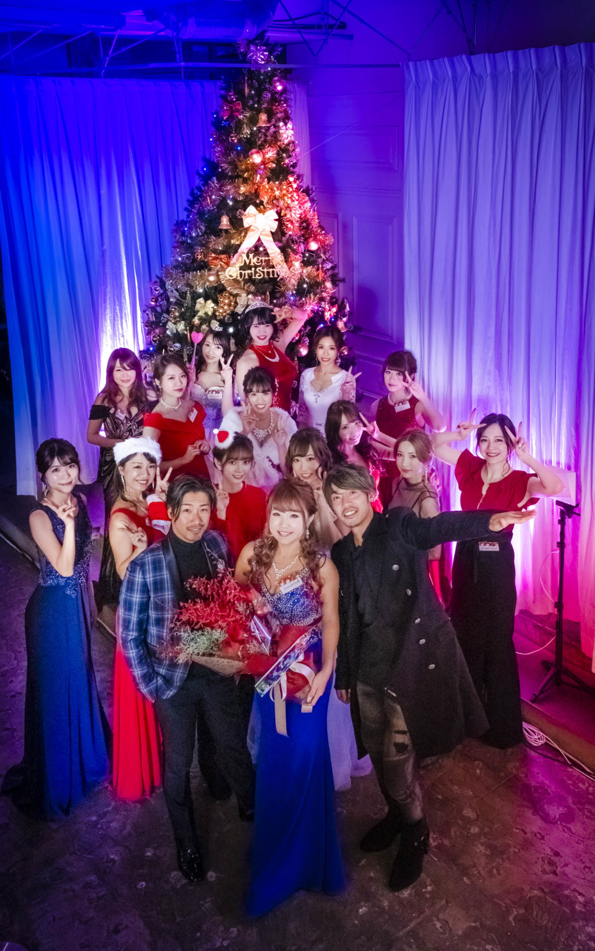 🎄「17 Global X'mas Party 2019」イベント開催🎄